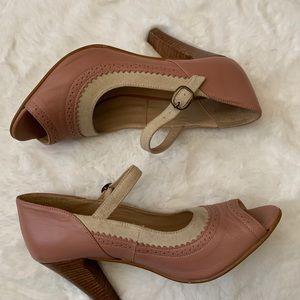 Sundance Mary Jane Style Heels